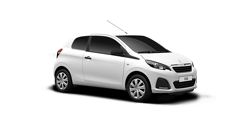 Garage Hinssen Peugeot 108 Berline
