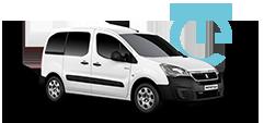 Garage Hinssen Peugeot Partner Tepee Electric