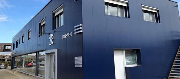 Garage Hinssen Peugeot Assenede