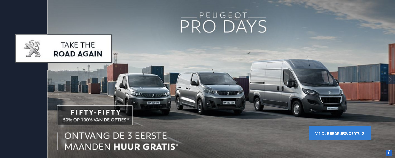 Peugeot Pro Days